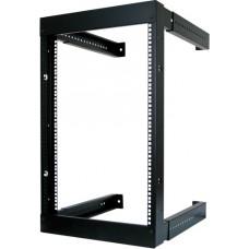 16U Open Wall Mount Adjustable