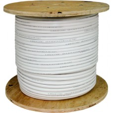 CAT6 Plenum Shielded STP 550mhz 23awg bare copper 1000FT Spool