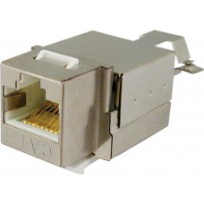 Cat6 Shielded Keystone Jack Ethernet Wall Port