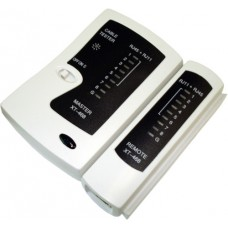 RJ45 and RJ11 Cable Tester